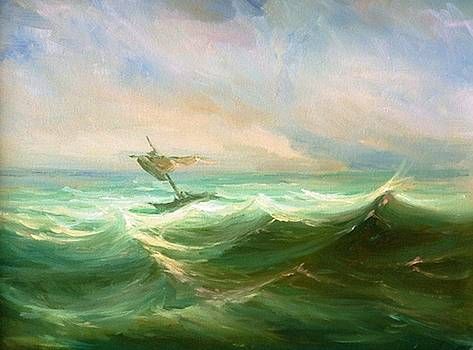 Caught In The Storm by Michael Chesnakov