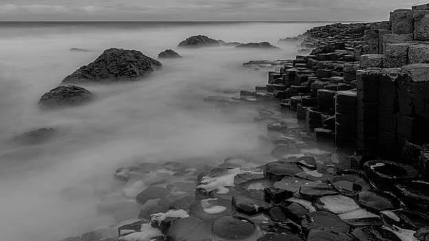 Causeway stones by Roy McPeak