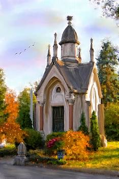 Cave Hill Cemetery by Mary Timman