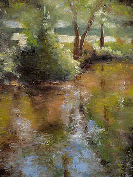 Cedar Creek by Wendie Thompson
