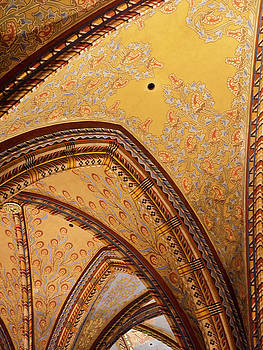 Ceiling Detail by Rae Tucker
