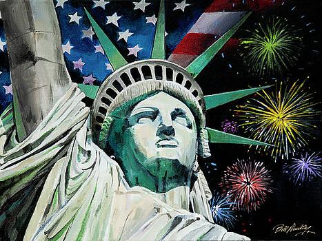 Celebrate America by Bill Dunkley