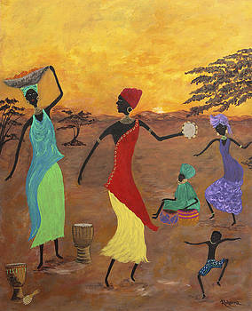 Celebrate by Judy M Watts-Rohanna