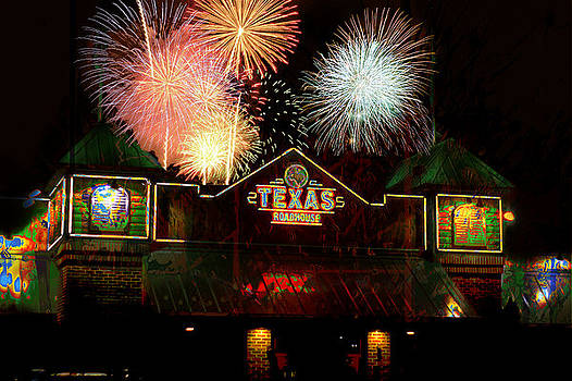 Celebrate Texas by Suzanne Powers
