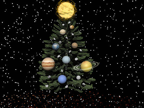 Celestial Christmas by Michele Wilson