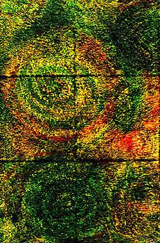 Celestial Grid by Wayne Potrafka
