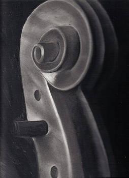 Cello by Adrian Pickett Jr