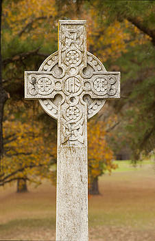 Celtic Cross by Katherine Worley