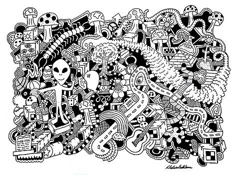 Centipede by Chelsea Geldean