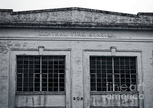 Central Fire Station 209 by Ella Kaye Dickey