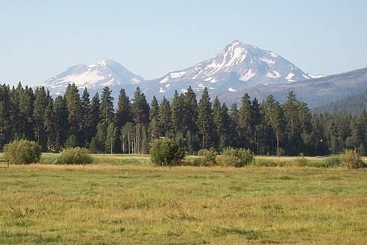Central Oregon by Julie Bell