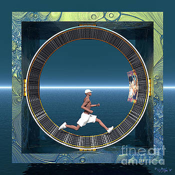 Centrifugal Treadmill by Walter Oliver Neal