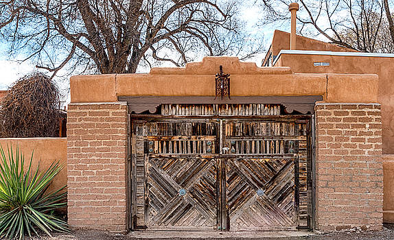 Cerrillos Gate by Robert FERD Frank