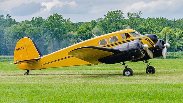 Cessna T-50 by Guy Whiteley