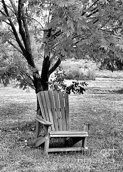 Chair by John Krakora