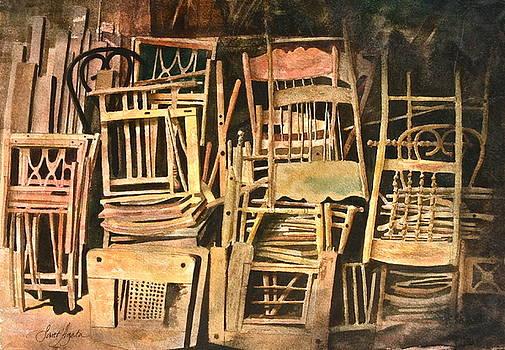 Frank SantAgata - Chairs