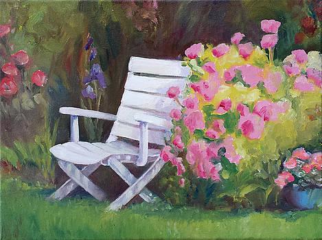 Chaise de Mary by Muriel Dolemieux