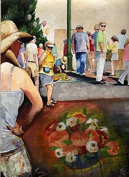 Chalk Art Fest by Carrie Auwaerter