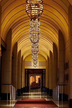 Chamber Music - Chicago Symphony Center by Chrystyne Novack