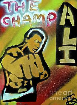 Champion Punch by Tony B Conscious