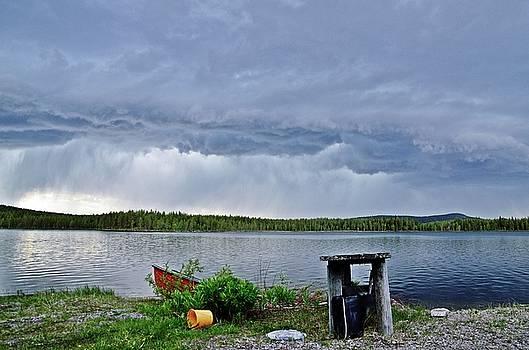 Change of weather by Peder Lundkvist