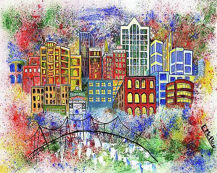 Changing Skyline by Edith Hardaway