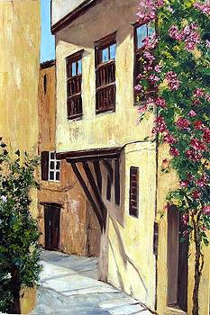 Chania Kreta Greece by Lesuisse Viviane