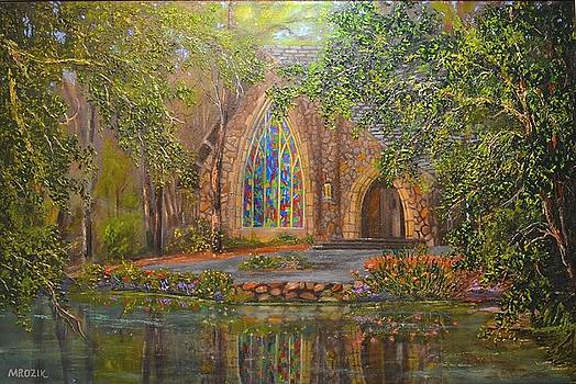 Chapel at Callaway by Michael Mrozik