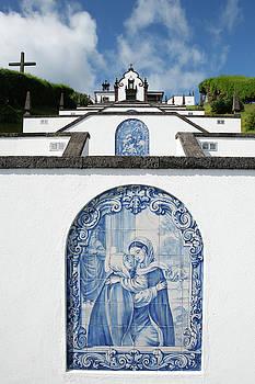 Gaspar Avila - Chapel in the Azores