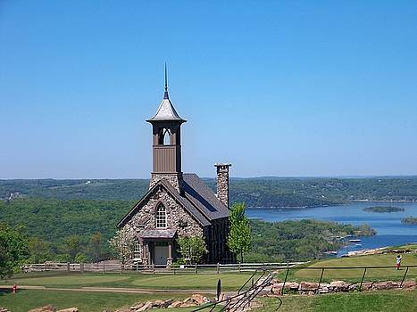Chapel of the Ozarks by Julie Grace