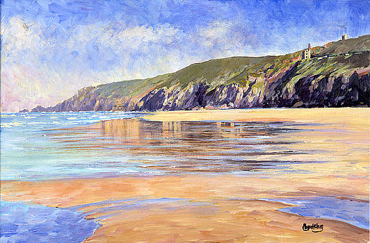 Chapel Porth by Margaret Merry