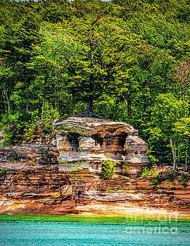 Nick Zelinsky - Chapel Rock