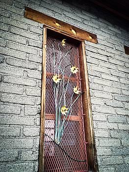 Chapel Window by Annette Bingham