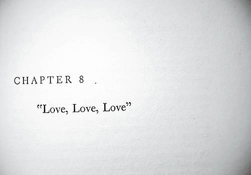 Chapter 8 Love Love Love by Toni Hopper