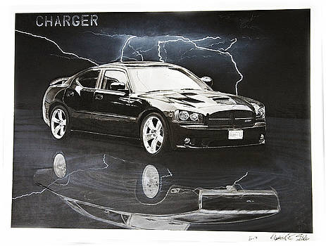 Charger by Raymond Potts