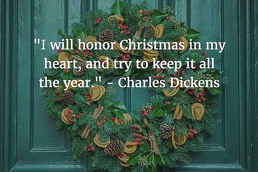 Charles Dickens Quote by Matt Create