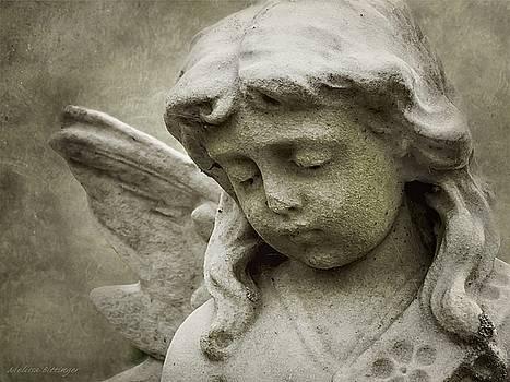 Charleston Angel Child, Cemetery Angel by Melissa Bittinger