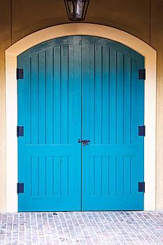 Charleston Doorway by Brent Paape