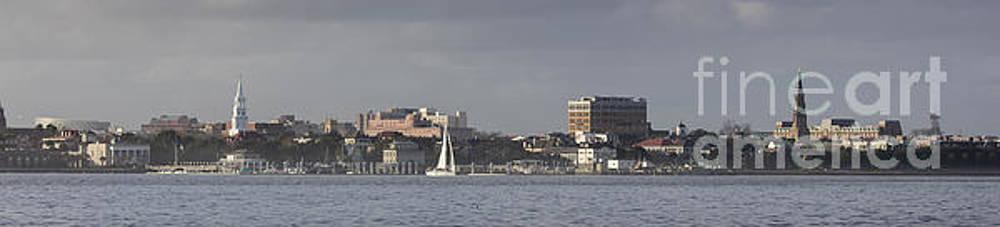 Charleston SC Panorama by Dustin K Ryan