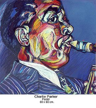 Charlie Parker by Ellen Lefrak