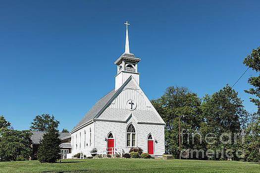 Charming Church by John Greim
