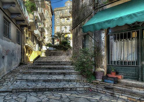Charming Corfu by John Hoey