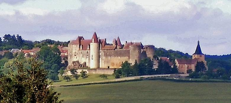 Marilyn Dunlap - Chateauneuf en Auxois France