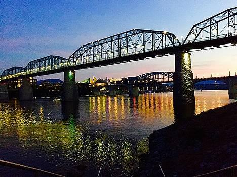 Chattanooga Nites by Steven Lebron Langston