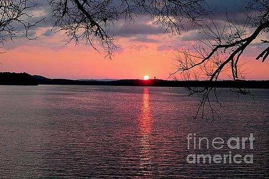 Chattanooga Sunrise # 3 by Geraldine DeBoer