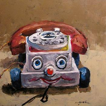 Chatterbox by Susan E Jones
