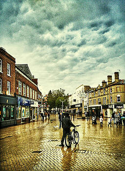 Chelmsford High St by Fine Art By Andrew David