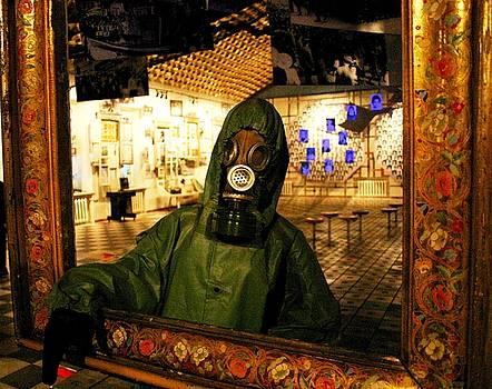 Chernobyl icon by Juozas Mazonas