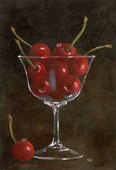 Cherries Jubilee by Sheryl Heatherly Hawkins