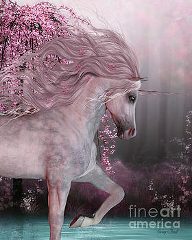 Corey Ford - Cherry Blossom Unicorn